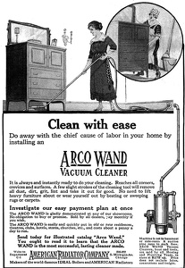 Arco Vacuum Cleaners -1918A