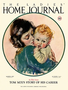Ladies' Home Journal 1927-03