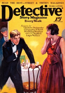 Crime, Mystery, and Detective Pulps