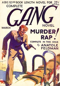 Variety of Crime, Mystery, and Detective Pulps